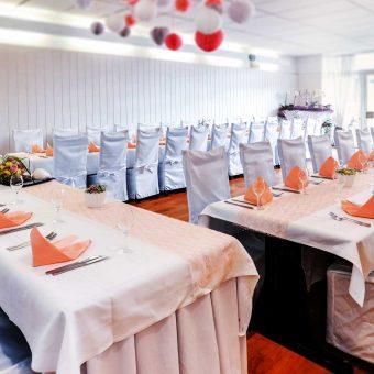 Gasthof zum Hirsch, Feste feiern