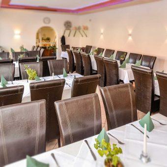 Gasthof zum Hirsch, Restaurant